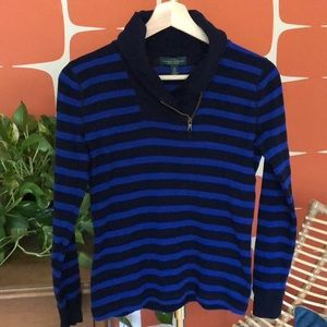 Ralph Lauren XS Stripes Top
